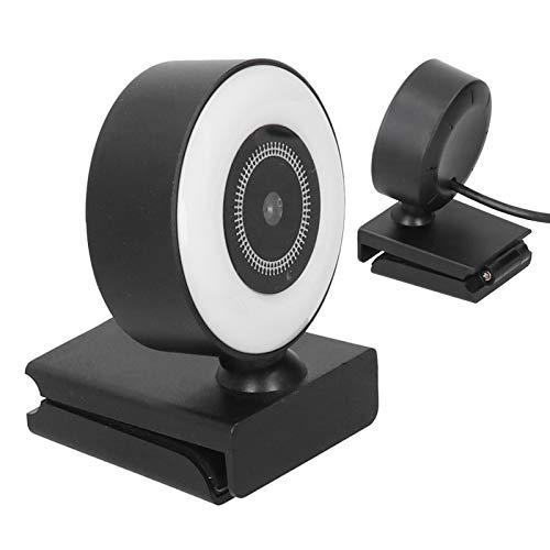 Cámara Web 1080P, cámara HD para computadora, con micrófono con reducción de...