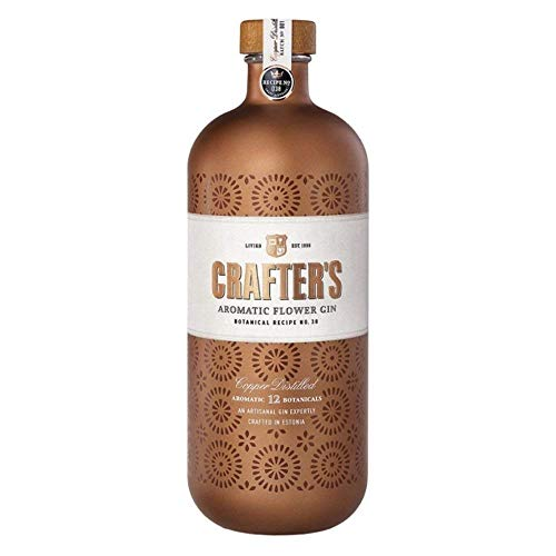 Liviko Crafters Aromatic Flower Gin 44,3% Vol. 1,0l