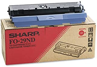 Digital Prod. FAX TONER CART SHARP-FO2950M FO2970M FO3800M (FO29ND)