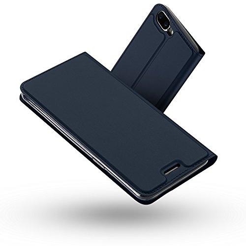 RADOO iPhone 6S Hülle,iPhone 6 Hülle, Premium PU Leder Handyhülle Brieftasche-Stil Magnetisch Klapphülle Etui Brieftasche Hülle Schutzhülle Tasche für Apple iPhone 6/6S 4.7 Zoll (Blau)