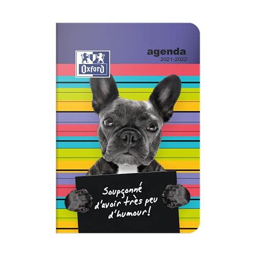 Oxford Funny Pets - Agenda escolar diaria 2019-2020, 1 día,...