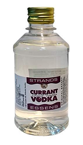 Strands Wodka Essenz 7.5L Johannisbeere Wodka - Currant Vodka - Aromaessenz | Konzentrat Vodka | Fusel Turbohefe | Alkoholometer | Wodkahefe | Weinhefe