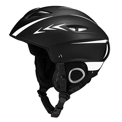 OMORC Ski Helmet,ASTM Certified Safety Ski Helmet for...