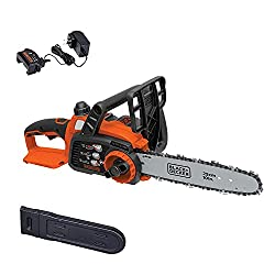 BLACK + DECKER 20V MAX Cordless Chainsaw