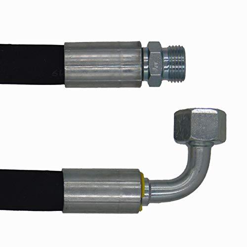 Manguera hidráulica 2SC DN10-12L – 2100 mm CEL – DKOL90
