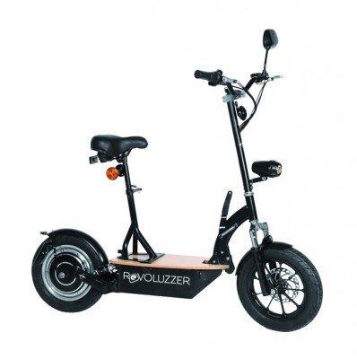 DER REVOLUZZER-32 - Der 14' E-Scooter mit Strassenzulassung 32 km/h