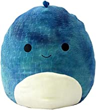 Squishmallow - Damien The Textured Fabric Blue Dino - 16