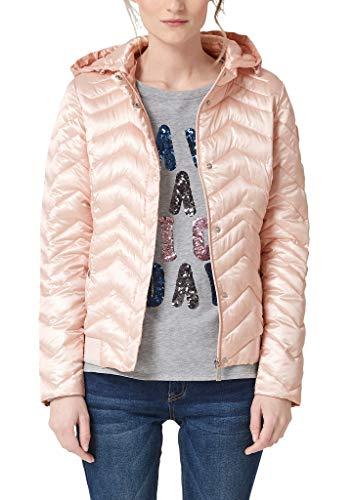 s.Oliver Damen 05.901.51.3239 Jacke, Rosa (Soft Peach 4054), (Herstellergröße: 38)