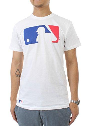 New Era Team Nos OG T-Shirt Men MLBLOG Weiß, Größe:L