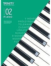 Trinity College London Piano Exam Pieces & Exercises 2018-2020. Grade 2 (Piano 2018-2020)