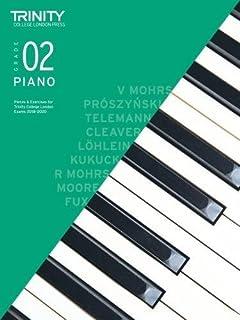 Piano Exam Pieces & Exercises 2018-2020 Grade 2 (Pia