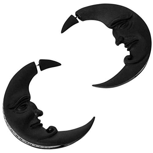 Killstar Ohrstecker - Crescent Moon