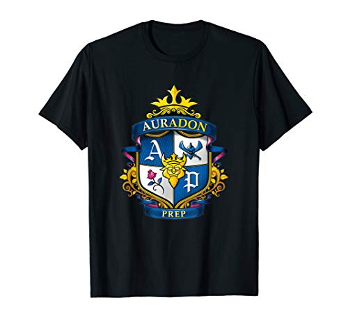 Disney Descendants Auradon Prep Crest T-Shirt