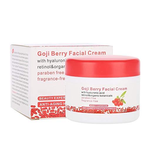 Rotekt Fashion Goji Berries Anti Aging Antioxidans Feuchtigkeitscreme für das Gesicht Revitalisierende Anti Falten Creme