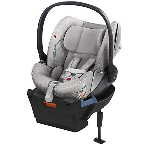 Great Features Of Cybex Koi Collection Cloud Q SensorSafe Infant Car Seat