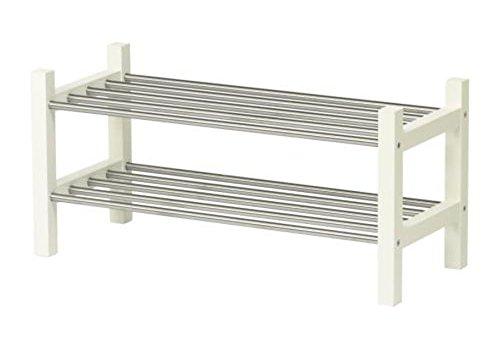 IKEA Tjusig Home Decor Schuhregal, Weiß
