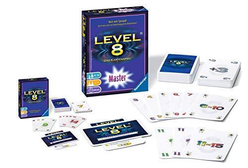 Ravensbur Jeu de cartes ger 20767 - Level 8 Master + Level 8 - Le jeu de cartes à essayer