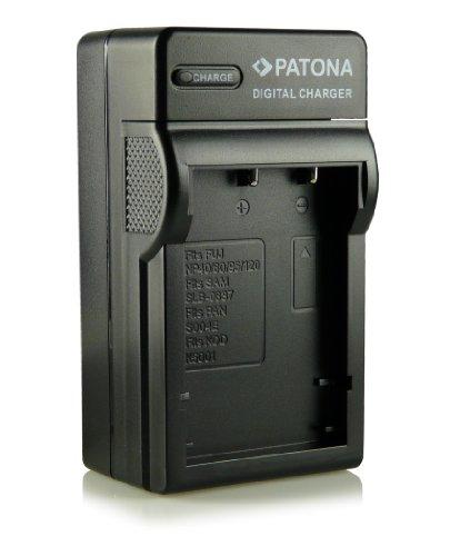 3in1 Ladegerät · 100% kompatibel mit NP-95 NP95 Akkus für Fuji Fujifilm FinePix F30 | F-30 | F31 | F-31 | F31fd | F-31fd | X100 | X100s | X-S1 | FinePix Real 3D W1 und weitere…