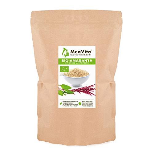 MeaVita Meavita Amaranto Organico, 1 Confezione (1 X 1000G) - 1000 g