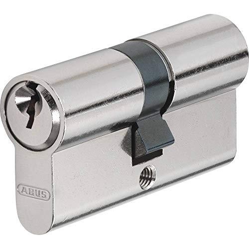 ABUS E50 N 30/35 – eurocilindro Serreta Nickel