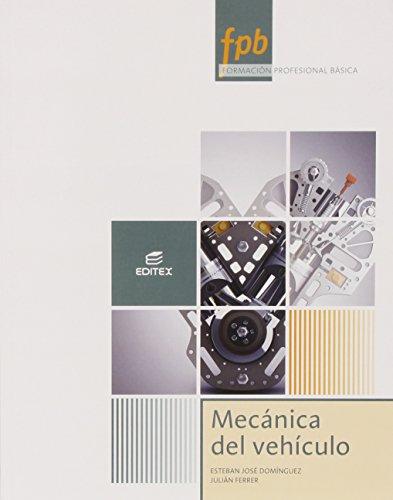 Mecánica del vehículo (Formación Profesional Básica)