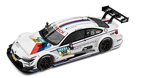 Originele BMW M4 DTM 2016 (F82) miniatuur modelauto schaal 1:18 Team BMW M Performance