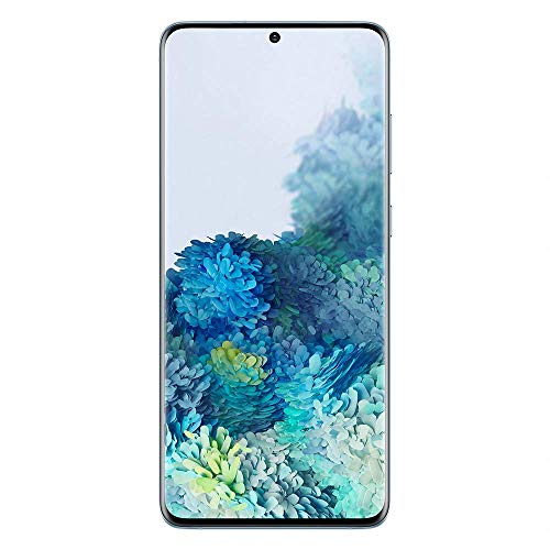 "Samsung Galaxy S20+ 5G - Smartphone 6.7"" Dynamic AMOLED (12GB RAM, 128GB ROM) Cloud Blue [Spanische Version], Blau"