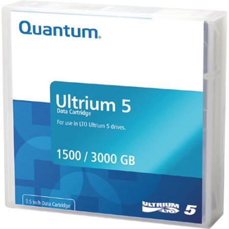 10 Pack Quantum MR-L5MQN-01 LTO 5 Ultrium-5 Data Tape Cartridge (1.5/3.0TB)