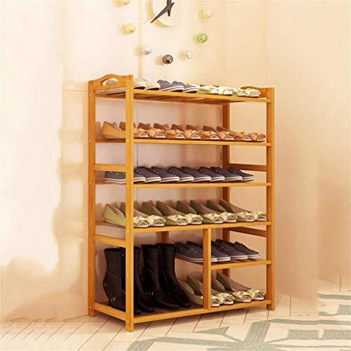N/Z Home Equipment Qaryq Home Economical Provincial Space Ensamblaje de gabinete de Zapatos Moderno, Simple, a Prueba de Polvo, Estantería para dormitorios, Zapatero, Zapatero