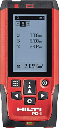 HIlti 3508184 Laser Range Meter Professional kit PD-I Measuring Systems