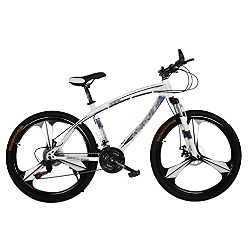 Bicicleta De MontañA,Bicicleta De CercaníAs,Bicicleta De Ciudad,MúLtiples Opciones De Modo De Velocidad,Ruedas De 26 Pulgadas,Adecuado Para Hombres/Mujeres/Adolescentes,Varios Colores