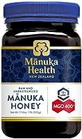 Manuka-honing MGO 400 + van Manuka Health