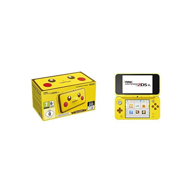 New Nintendo 2DS XL Pikachu Edition   Dein Otaku Shop für Anime, Dakimakura, Ecchi und mehr
