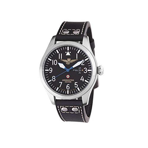 Orologio Aeronautica Militare Aviator Quartz day date AVQ1C1