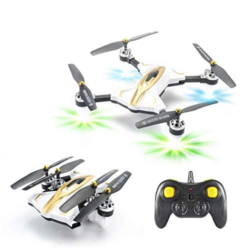 kemanner Mini Drone Pieghevole quadricottero RC quadricottero di Lunga Durata Droni
