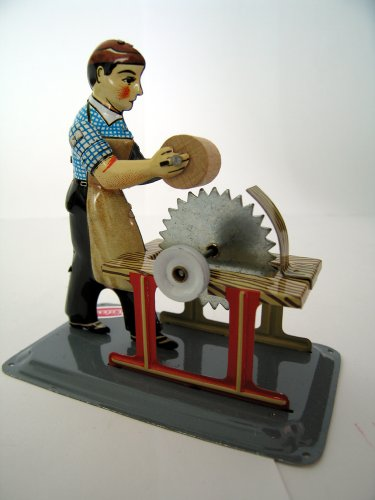 Wilesco M73 Woodcutter for Toy Steam Engines