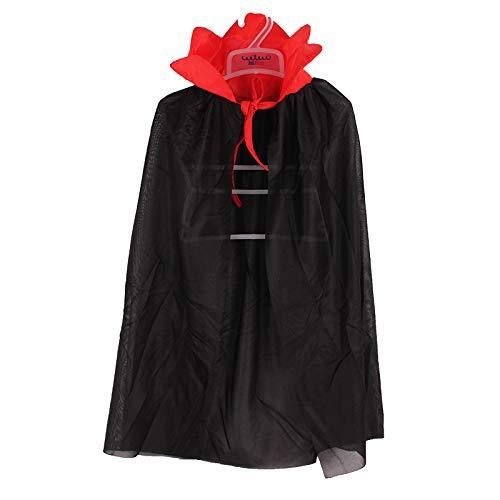 Pengleqiche Halloween aankleden rekwisieten vampier tovenaar demonen mantel goochelaar COS Halloween mantel kind