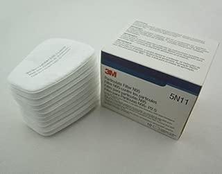3m 5n11 n95 particulate filter