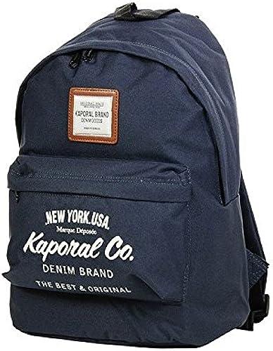 barato y de alta calidad Kaporal - - Sac à dos Kaporal Kaporal Kaporal Pleau negro 40 CM  venta