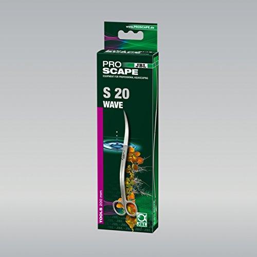 JBL ProScape Tool S 20 Golf, golfvormige schaar voor plantenonderhoud in aquariums