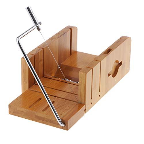 perfeclan Seifenschneider, Holz Schneidwerkzeug für Seifen Kerzenwachsherstellung