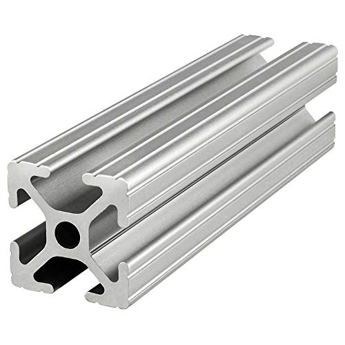 80/20 Inc, 1010, 10 Series, 1 Inch x 1 Inch Extrusion x 72 Inch Long