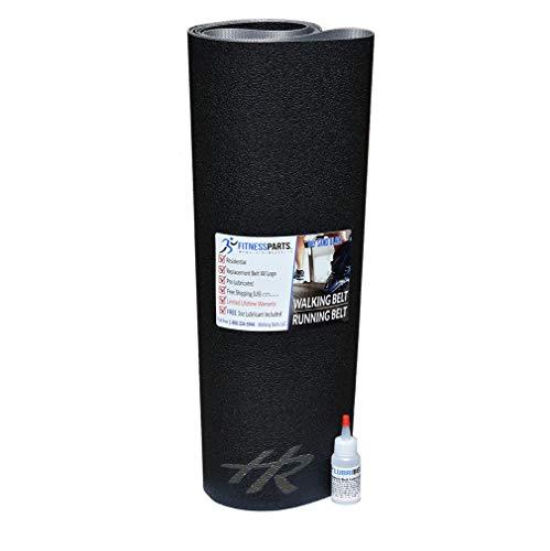 WALKINGBELTS Walking Belts LLC - PFTL609160 ProForm 505 CST Treadmill Running Belt Sand Blast Finish +1oz Lube