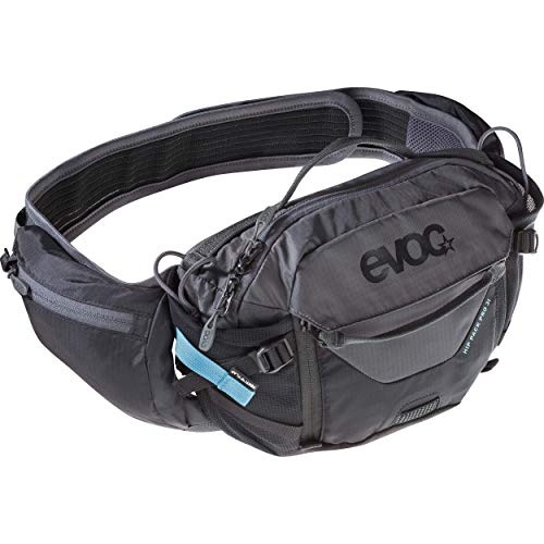 EVOC Sports GmbH Hip Pack Pro 3l + 1, 5l Bladder Riñonera, Unisex Adulto