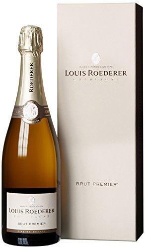 Louis Roederer Champagne Brut Premier Deluxe Geschenkpackung Champagner (1 x 0.75 l)