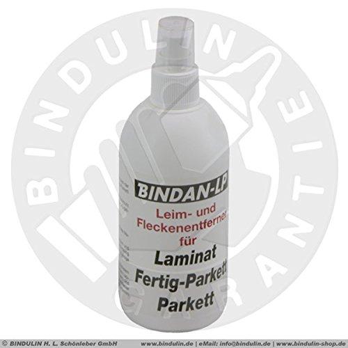 Bindan-LP Leim- & Fleckentferner 200 ml Sprühflasche zur Kleber- u. Fleckentfernung auf Laminatböden (200 Gramm)