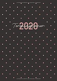 Terminplaner 2020: Ein Kalender und Wochenplaner für das Ja