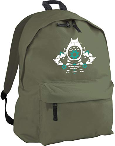 HippoWarehouse Japanese Anime Fat cat Backpack ruck Sack Dimensions: 31 x 42 x 21 cm Capacity: 18 litres