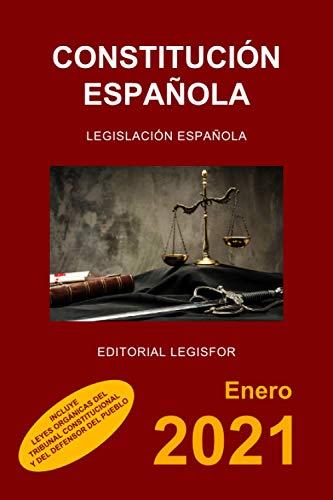 Constitucin Espaola: incluye Leyes Orgnicas del Tribunal Constitucional y del Defensor del Pueblo