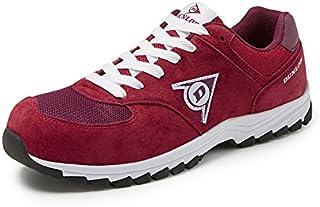 Dunlop DL0201016-44 Zapatos, Rojo, 44